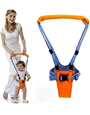 Raising Baby Toddler Belt Safe Easy Walking Toddler Walking Wings Walkers,Toddler Learning Walker Suitable for Baby Children 0-2 Years Old Walkers Yellow