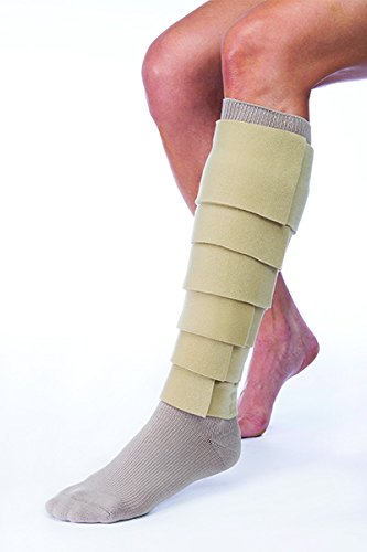 FarrowWrap basic Legpiece, Tan, BSN Jobst FarrowMed (Regular-S) by FarrowWrap