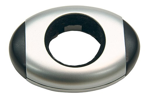 Tablecraft H123435 Wine Collar Drip Ring and Foil Cutter, Metallic