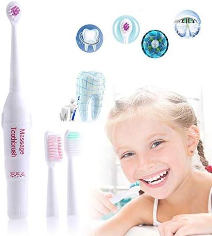 ZSBH 3つのブラシヘッド卸売 シリコーン歯ブラシとパサ新しい電気バイブマッサージマッサージャー歯ブラシ