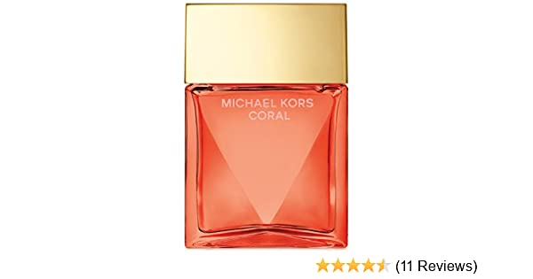 Amazon.com : *New Fragrance *Michael Kors Coral 3.4 Oz Eau De Parfume Spray for Women : Beauty