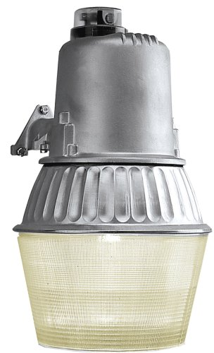EATON Lighting E-70-H 70W High Pressure Sodium Safety and Security Dusk to Dawn Area Light (High Pressure Sodium Vapor Lamps)