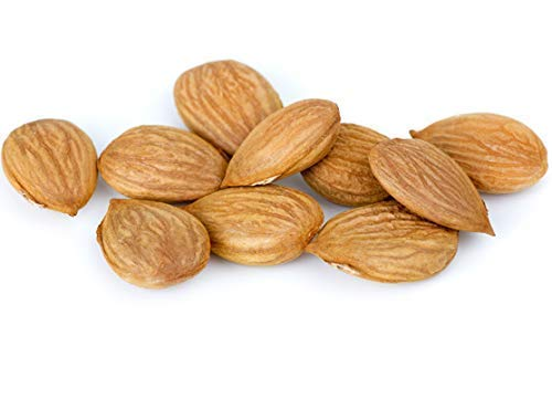 Bitter Apricot Seeds / Kernels, California USA Grown, Pesticide and Herbicide-Free, Non GMO, Vegan, Raw & Large, The Best Natural Source of Vitamin B17, In an Easy Resealable Pouch by Miracle Farming (Image #4)