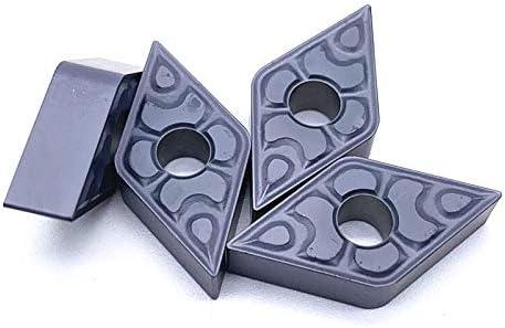 10PCS DNMG150604 TF IC907 Außendrehwerkzeuge Hartmetalleinsatz Lathe Schneidwerkzeug Tokarnyy Insert Drehen (Größe : DNMG150604 TF IC908)