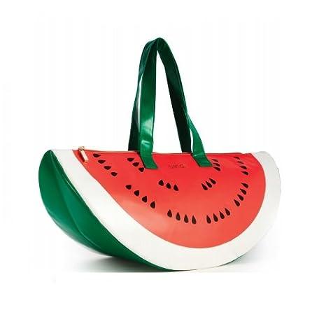 Amazon.com  ban.do Super Chill Insulated Cooler Bag (Watermelon ... 6faf125e1bcb3