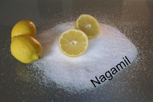 Zitronensäure 5 Kg, reine Lebensmittelqualität E330 kristalin