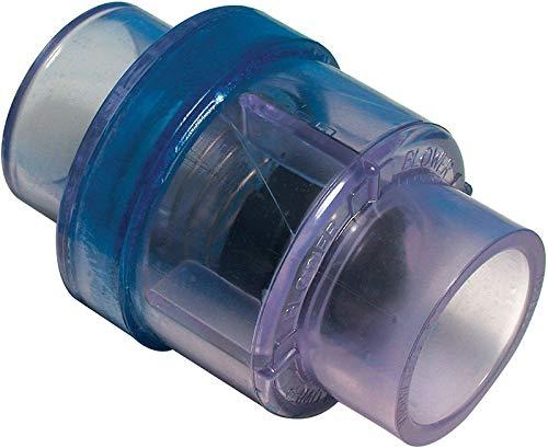 (Waterway Plastics 600-8140B Spa Air Blower Spring Check Valve Same as 600-8140)