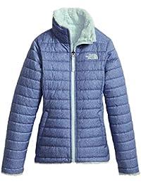 Girls' Reversible Mossbud Swirl Jacket (Little Big Kids)