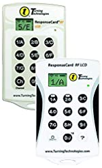 Turning Technologies Response Card (RCRF...