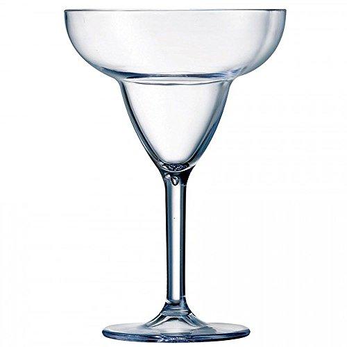 Arcoroc E6127 Outdoor Perfect 12 Oz. Margarita Glass - 24 / CS by ARC Cardinal