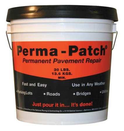 Permanent Pavement Repair, 30 lb., Black