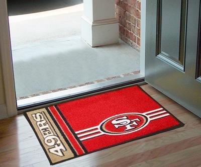NFL - San Francisco 49ers Starter Rug - Rug Tufted Team Nfl