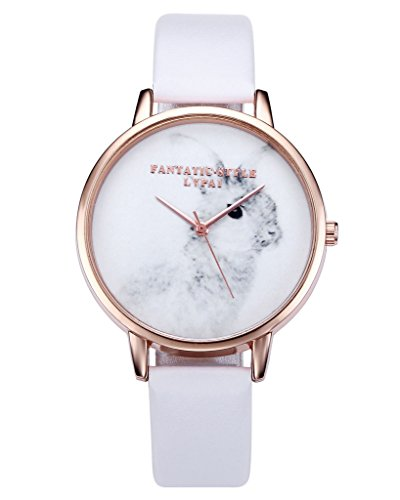 Top Plaza Fashion Watches Leather