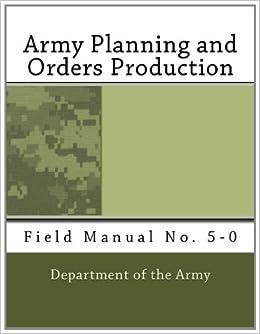 army problem solving manual