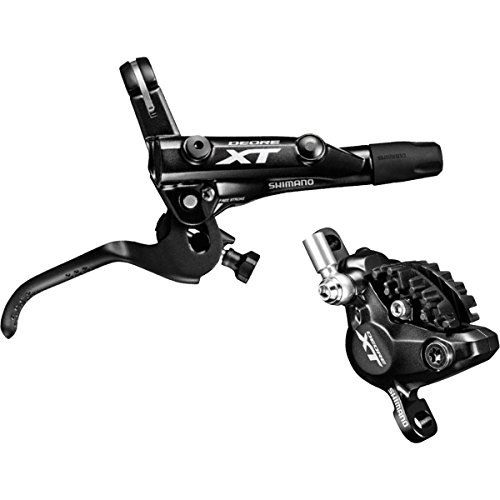 (SHIMANO XT BL-M8000 Disc Brake One Color, Front)