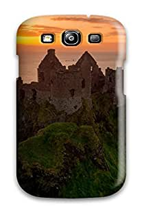 Stevenson Elizabeth's Shop 3469590K39500739 Hot Design Premium Tpu Case Cover Galaxy S3 Protection Case(very Strong Fortress)