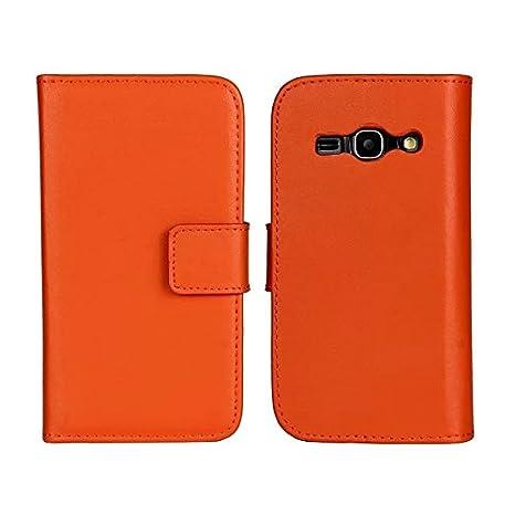 custodia robusta per samsung tab arancione