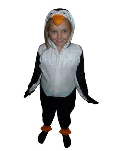 Seven Of Nine Halloween Costume (Fantasy World Penguin Halloween Costume f. Children/Boys/Girls, Size: 6, J35)