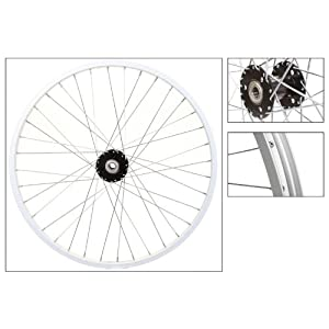 Weinmann Trike Wheel Rear 24X1.75 Wei As7X Sl 36Ss