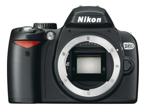 Nikon D60 DSLR Camera (Body Only) (OLD MODEL)