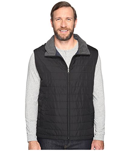 Nautica Mens Tall Channel Quilted
