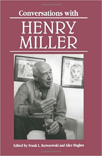Conversations With Henry Miller (Literary Conversations Series)  の商品写真