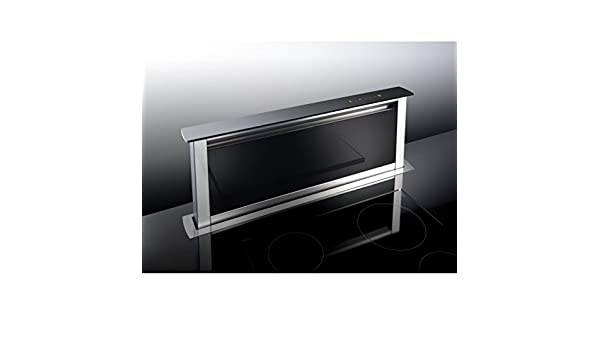 Licena 90 – Campana extractora de 90 cm para encimera: Amazon.es: Grandes electrodomésticos
