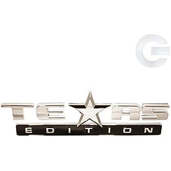 Amazon Chevy Silverado And Gmc Sierra Texas Edition Emblem
