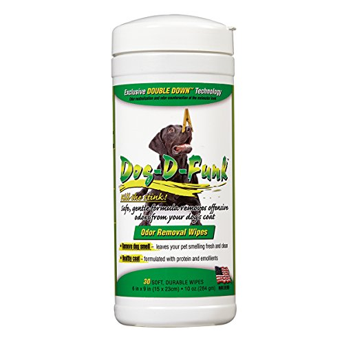 Dog-D-Funk, Dog Cleaning Wipes