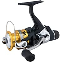 Shimano Sahara Rear Drag Spinning Fishing Reel, Model 2018