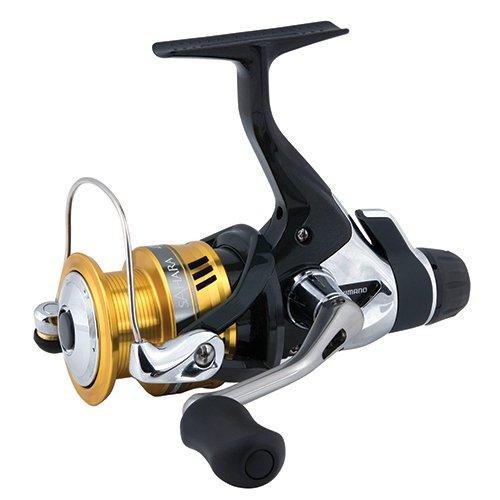 Shimano Sahara 2500 R Reardrag Spinning Fishing Reel, SH2500R (Shimano Fishing Reels Spinning)