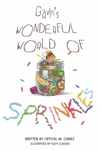 Gavin's Wonderful World of Sprinkles (Activities For Greater Than And Less Than)