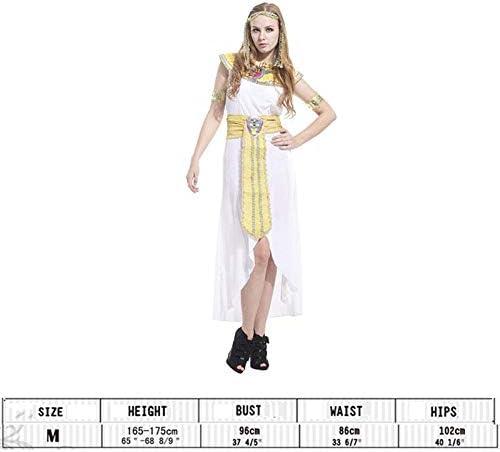 LFOZ Hermosos juegos de rol de Cleopatra, disfraces de damas ...
