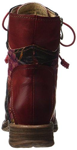 Manitu Damen 961745 Stiefel Rot (Rot)
