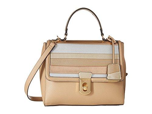 Aldo Atalasio Top Handle Handbag,  Natural