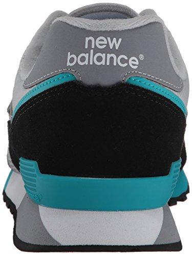 New Balance Mens U446sgk Grå / Svart