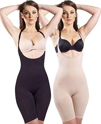 72a718d2a8618 Buy Slim N Lift Slimming Tummy Tucker Full Shaper Velvet Women s Shapewear  Full Body Shaper women s Innerwear size XL Online at Low Prices in India ...