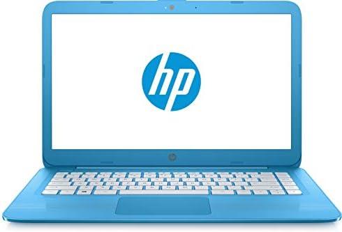 "HP Stream 14-cb011wm, 14"" HD Display, Intel N3060, 4GB RAM, 32GB SSD, Windows 10 Home S Mode, Blue"