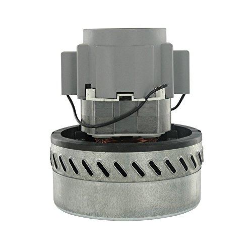Staubsaugermotor, Bypass, zwei Ebenen, 14,5cm, 1000W