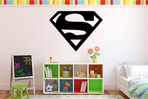 Global Graffix Superman - Large wall decal sticker home déc