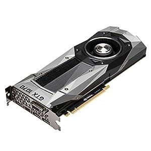 Amazon.com: Tarjeta gráfica NVIDIA GeForce GTX 1080 Founders ...