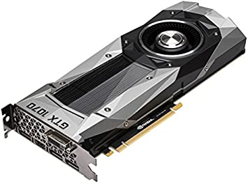 Amazon.com: Nvidia GeForce GTX 1070 Founders Edition tarjeta ...