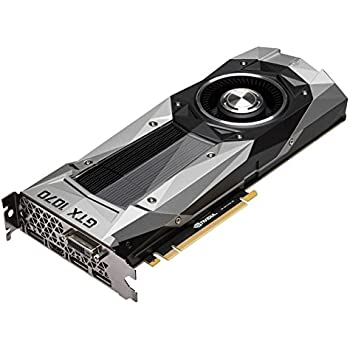 Amazon.com: EVGA GeForce GTX 1070 Founders Edition, 8GB ...