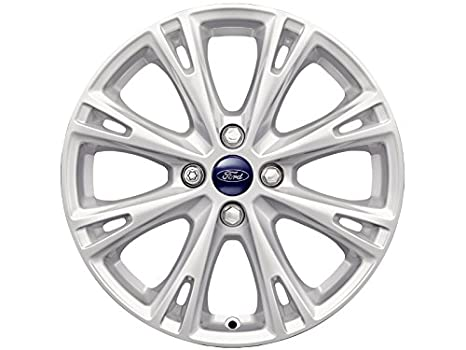 Genuine Ford Fiesta Alloy Wheel 17 X 7 8 Spoke Design Sparkle