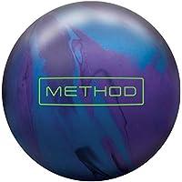 Brunswick Method - Bolas de Bolos (13 Libras), Color Azul, Morado y Negro
