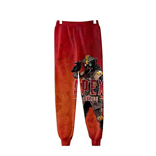 2019 Grande Imprimé De Couleur Casual Survêtement Mode Taille Sport Sarouel Pantalon Homme Confortable 07 3d Legends Jogging Pattern Apex Décontracté S1SqwP