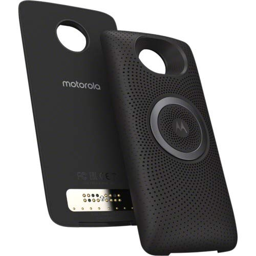 Motorola Speaker for Moto Z family - Black - ()
