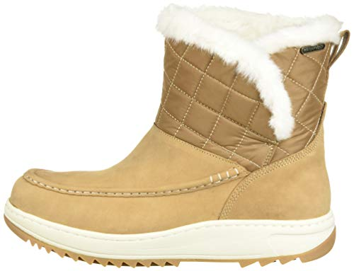 Altona Snow Boot Powder sider Sperry Women's Cognac Top qHxwIg8Tz