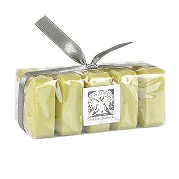 Amazon.com: Set de regalo de jabones de almendras y miel Pre ...