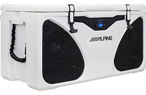 Alpine Electronics Ice (in-Cooler Entertainment) System, White, One Size by Alpine (Image #3)